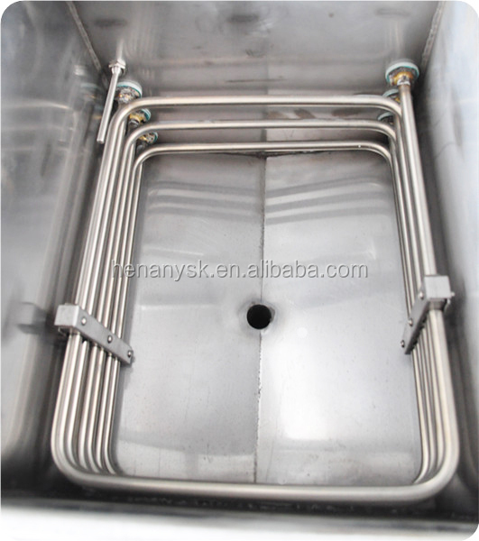 Valuable Best Quality GAS Pressure Fryer Price Promotional Price Without Pump