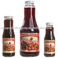 Pomegranate Strawberry Juice 100% Natural