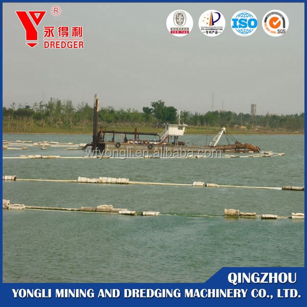 Good Quality River Gold Dredge Boat