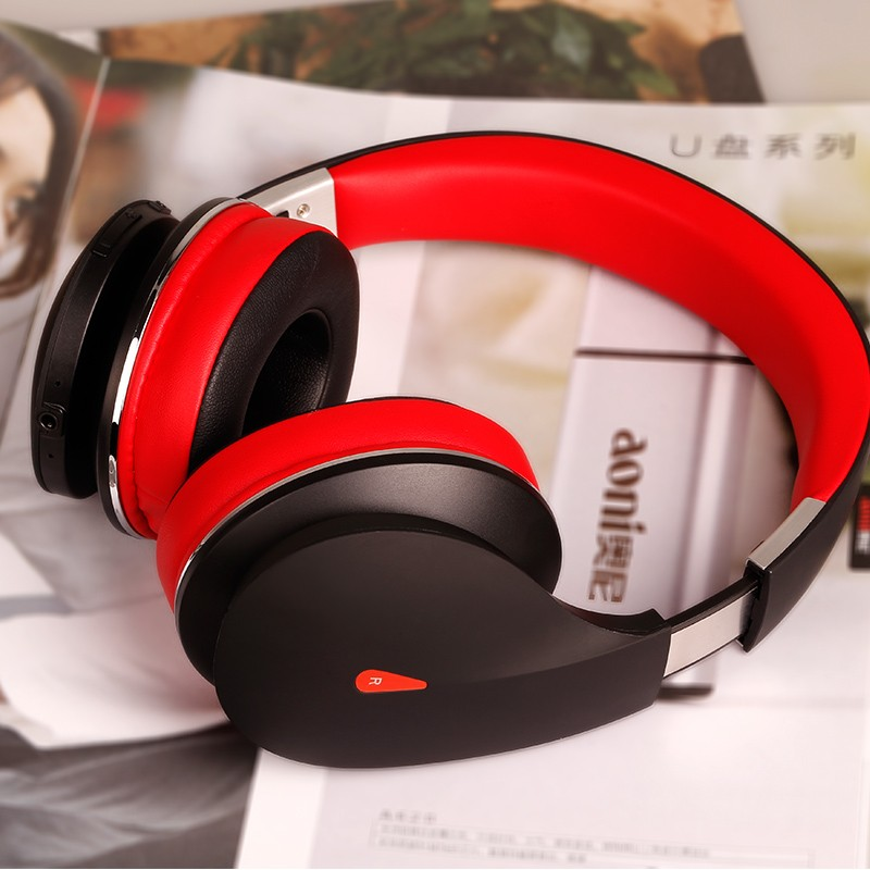 Powerful Headphones top sale Wireless bluetooth headset V4.0 HSP/HFP/A2DP/AVRCP