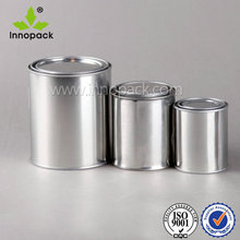 Wholesale 500ml metal tin can empty round tin cans with sealed lid