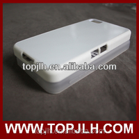 magic diy printing Sublimation TPU case for Blackberry Z10
