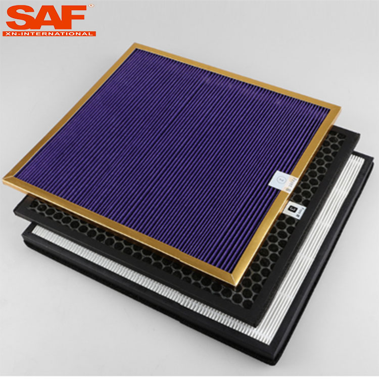 SAF Cheap price AC4141 AC4143 AC4144 Filter Kit for Philips Air Purifier