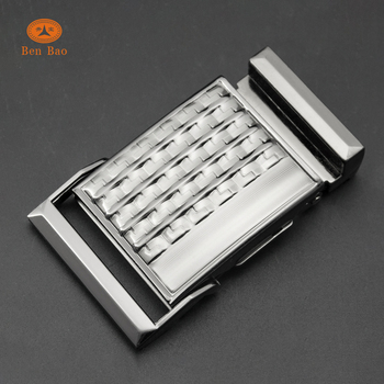 2017 hot sale custom metal adjustable iron military army buckles for belts