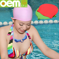 top grade printing nude funny silicone original cool adult swim cap