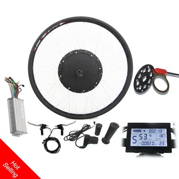 New product 36v  48v diy  500w /750w /1000w /1500w front or rear wheel  electric bike conversion kit for ebike