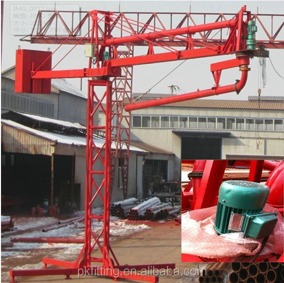 IHI construction machinery parts stationary concrete placing boom