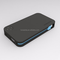 universal portable 5800mAh dual output mobile power bank with power indicator TJ704