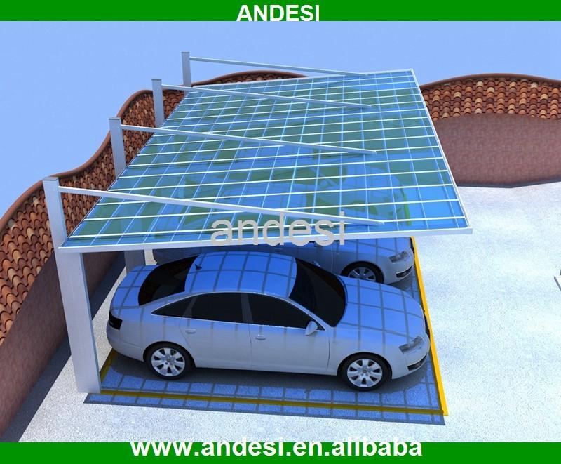 Copertura in policarbonato a sbalzo posto auto coperto for Piani garage separati con posto auto coperto