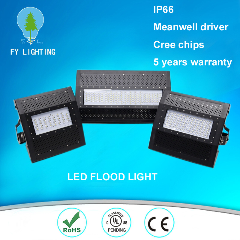 2015 50 wats 100 watt 200 watt 250 watt LED Flood Light Outdoor