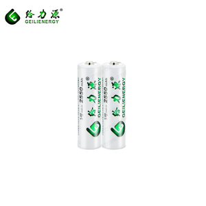 NiMH AA 1.2V 2550mAh Rechargeable Battery Cell