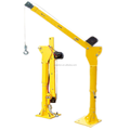 widely used mini pickup truck crane 500kg