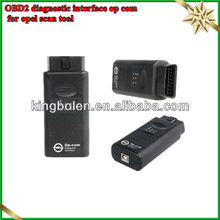 A++ Quality OBD2 Op-com with Newest version V1.45 / Op Com / Opcom/ Scan tool for Opel V1.45 with multi-langulage