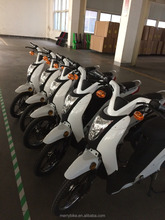 European market electric scooters EEC approved e scooter with durable battery pedal assisted electric motorcycle