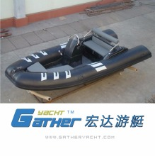 Gather China Inflatable 2017 best-selling pvc rib boats manufacturers