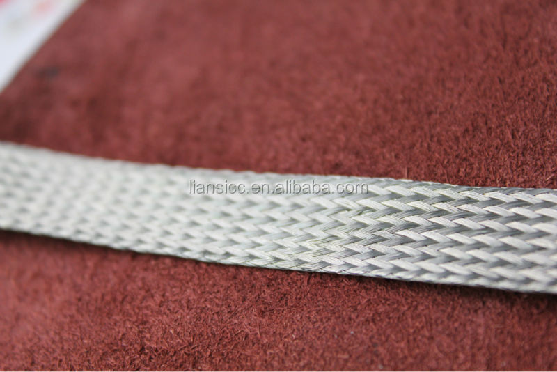 Metal Braided Sleeving for EMI protection