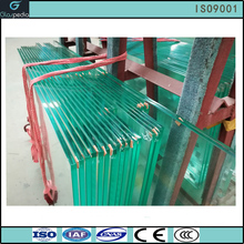 5-25mm tempered drilling glass with heat soak