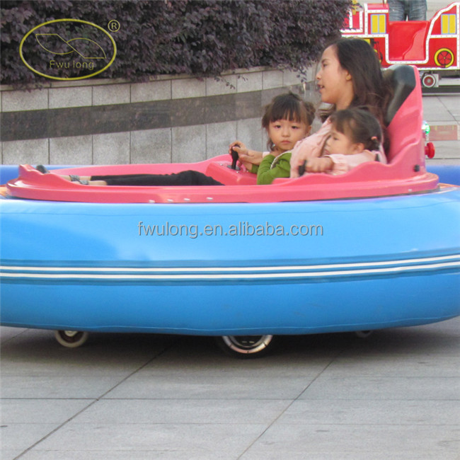 Amusement kiddie rides games cars for kids bumper car