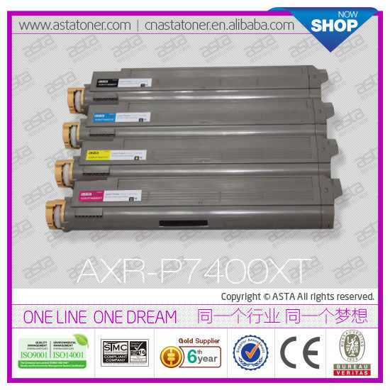 Toner cartridge for xerox phaser 7400 ASTA factory direct sale top quality products for xerox phaser 7400