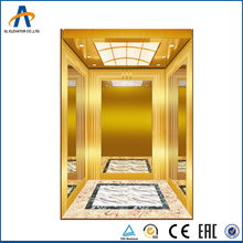 630kg 8 Person Good quality and Prices trouble free FUJI Brand VVVF passenger Elevators for construction building