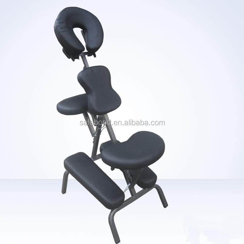 Alibaba top ten Salon SPA Portable Folding leather massage chair