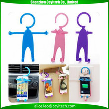 Best innovative cheap giveaway gifts mobile phone holder stand for car, desk, bike