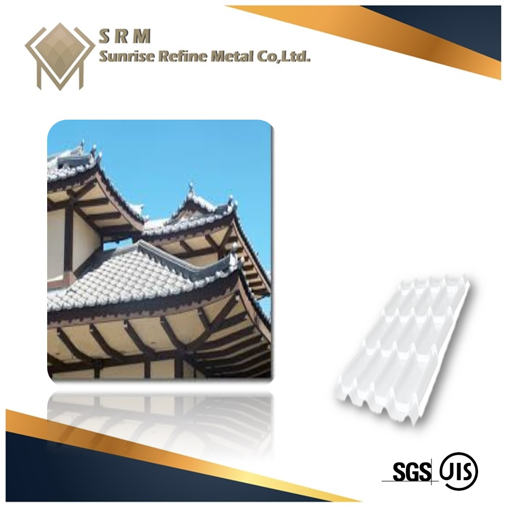 taiwan products wholesale color heat insulation materials roof