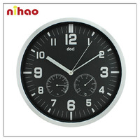 2016 High Quality Cheap Country Style Wall Clock Wholesale