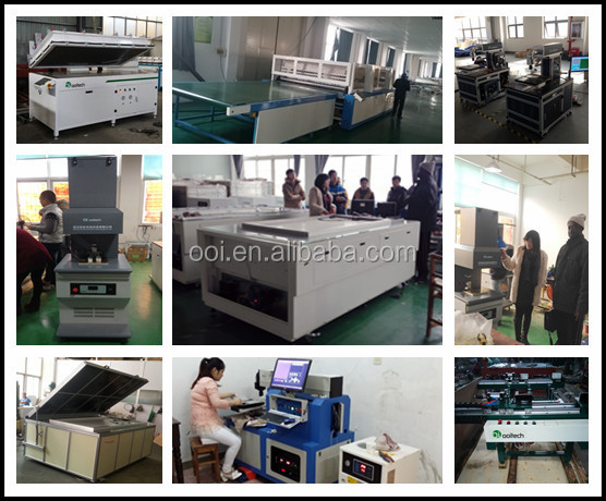Ooitech 1MW 5MW 10MW 20MW Turnkey Solution Equipment for manufacture solar panel