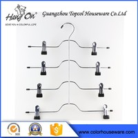 Wholesale Clothes Laundry Wire Hanger , Metal Wire Hanger Clip