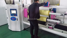 Packing tape machine packing tape cutting machine