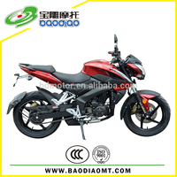 New Cool Racing Sport Motorcycle 250cc For Sale Four Stroke Engine Baodiao Motorcycles Wholesale EEC EPA DOT