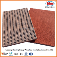 synthetic rubber outdoor volleyball court flooring