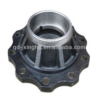 with high quality iron casting pump spare parts