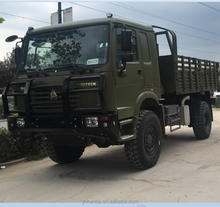 HOWO 4X4 military All-Wheel Drive Truck
