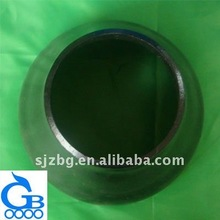 beveled end seamless carbon steel weld on pipe reducers fittings with any dimention manufactrue-BG BEST