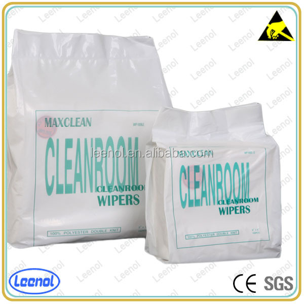 free sample disposable polycellulose industrial lint free cleanroom wiper