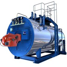 WNS1-1.0-Y(Q) 1000KG/HR Full-auto Industrial Alcohol Fired Steam Boiler with Condenser