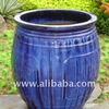 Wholesale Outdoor Glazed Pottery Plant