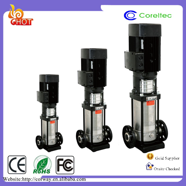 Vertical Pump Centrifugal Submersible Pump Centrifugal Multistage Pump