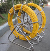 Cobra Conduit Rod cable laying equipment