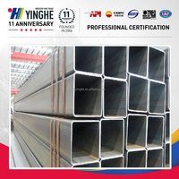 China supplier provide schedule 40 square and rectangular steel pipe,stainless steel square pipe