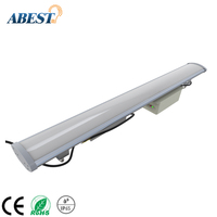 No Mercury Ambient Temperature -40 ~ +50 emergency 1~3 hours linear led high bay light replace 400W existing high bay