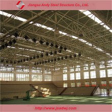 Steel structure prefab steel roof trusses