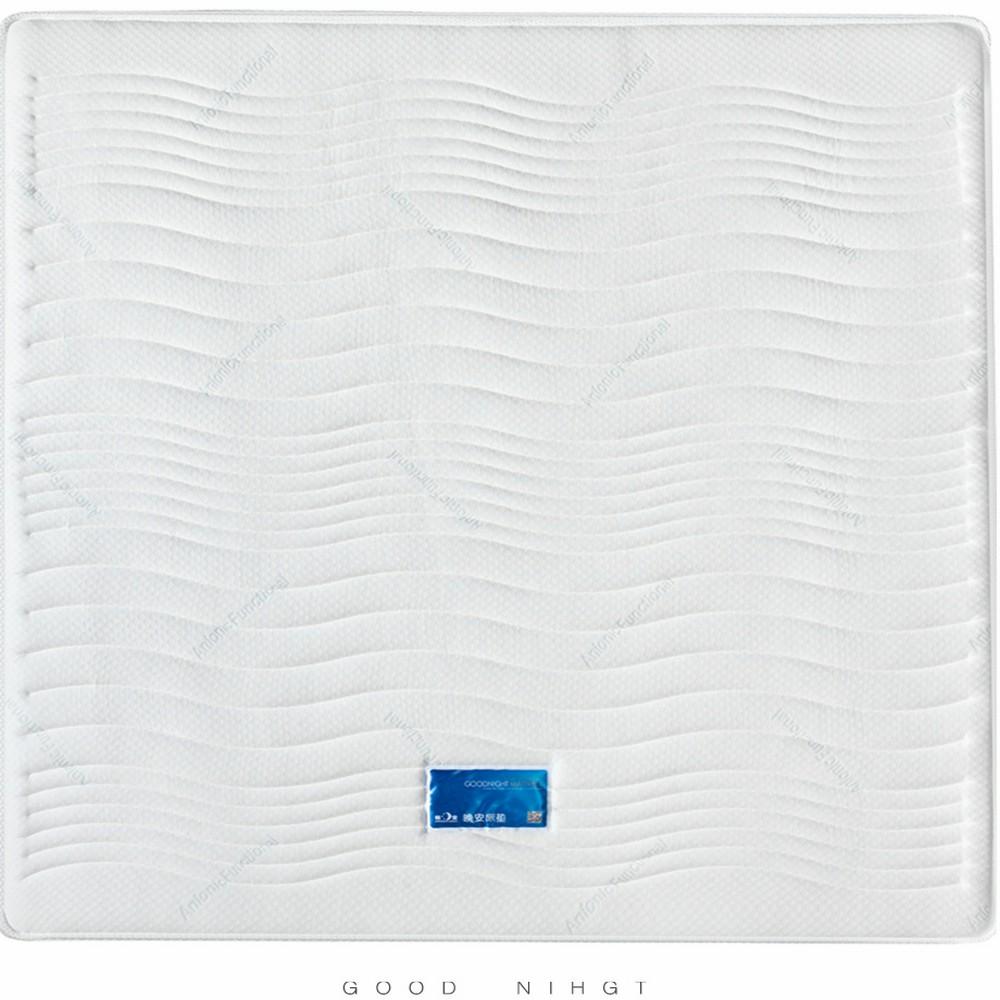 Latex mattress 100% natural anion korean jade 3d natural latex hybrid mattress - Jozy Mattress | Jozy.net