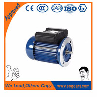 Ac induction motor 4pole 1500rpm 7.5 kw electric motor price
