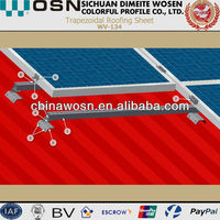 India polycarbonate sheet & PVC flexible solar tile