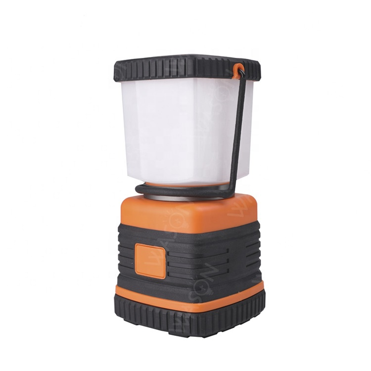 Most powerful <strong>1000</strong> lumens glare camping led light <strong>D</strong> size battery operated portable led camping lantern <strong>lamp</strong> with handle and hook