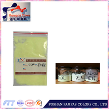 Chemicals photoluminescent phosphorescent bulk pigment powder
