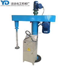 high speed disperser paint mixing machines